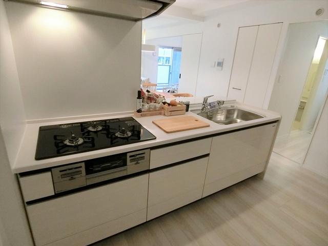 ウェスタ久留米けやき通り / 2-502号室キッチン