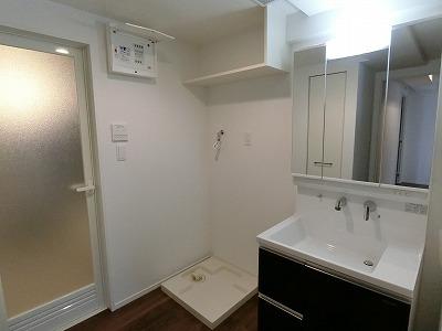 ウェスタ久留米けやき通り / 2-703号室洗面所
