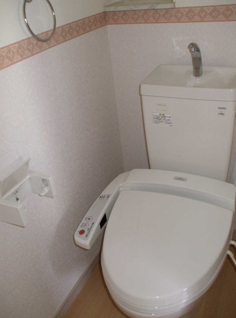 グランディア / 301号室トイレ