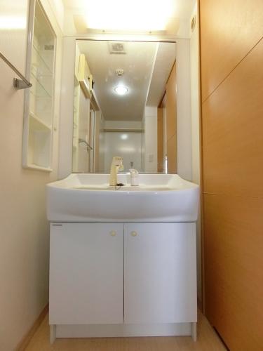 グランディア / 301号室キッチン