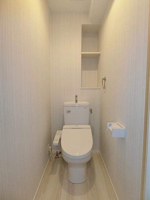 ウェスタ久留米けやき通り / 1-902号室トイレ