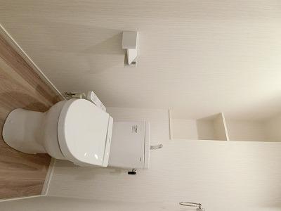 ウェスタ久留米けやき通り / 1-904号室トイレ