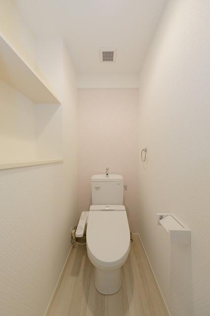 ウェスタ久留米けやき通り / 2-503号室トイレ