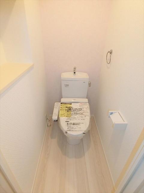 ウェスタ久留米けやき通り / 2-603号室トイレ