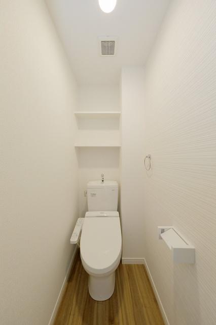 ※ムーンコート梅満 / 403号室トイレ