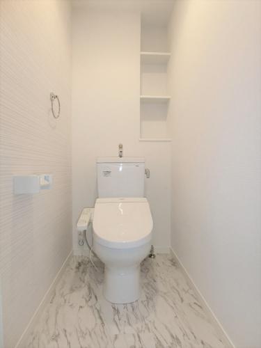 グレイスピア / 203号室トイレ