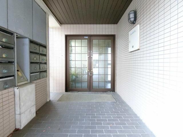 サンライズ荒木駅前 / 401号室エントランス