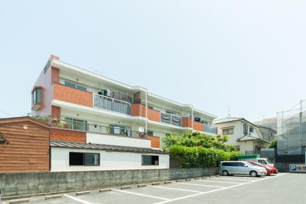 讃井ビル / 202号室