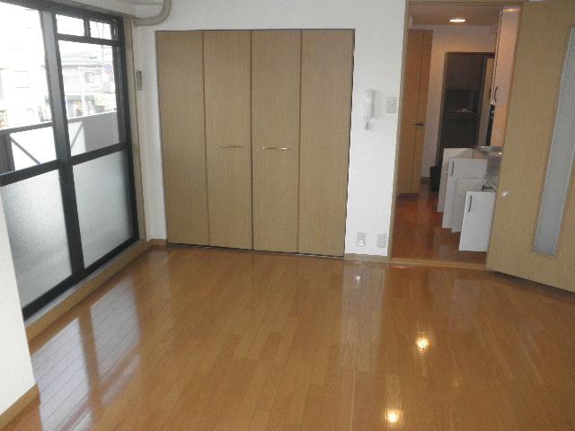 グレイス七隈 / 202号室リビング
