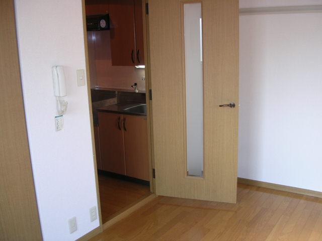 グレイス七隈 / 302号室リビング
