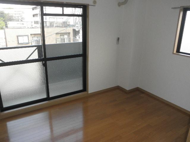 グレイス七隈 / 401号室リビング