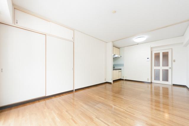 松田ハイツ / 305号室リビング