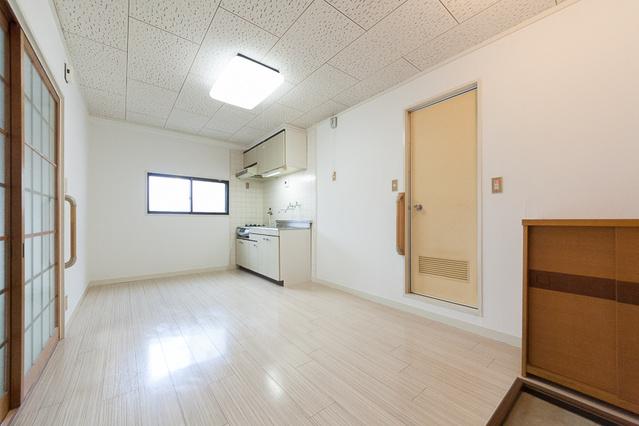 コーポラス城戸 / 301号室リビング