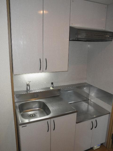 グレイス七隈 / 302号室キッチン