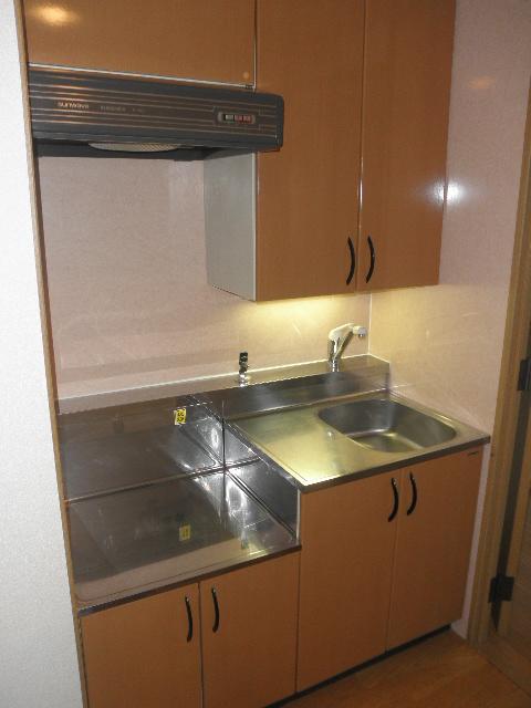 グレイス七隈 / 401号室キッチン