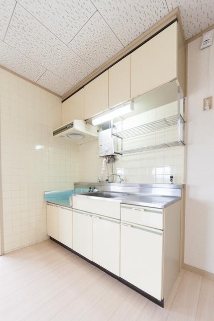 サンコーポフジ / 305号室キッチン