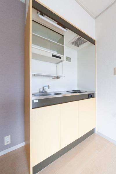 ラフォーレ四季 / R-5号室キッチン