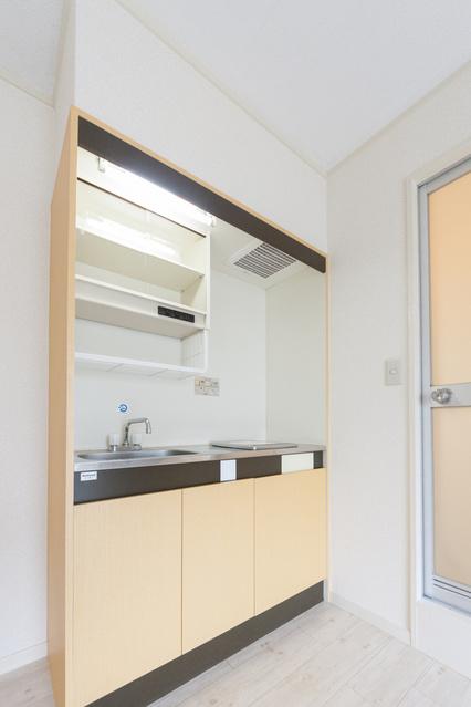 ラフォーレ四季 / R-6号室キッチン