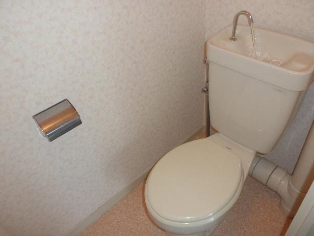 ラフォーレ四季 / R-11号室トイレ