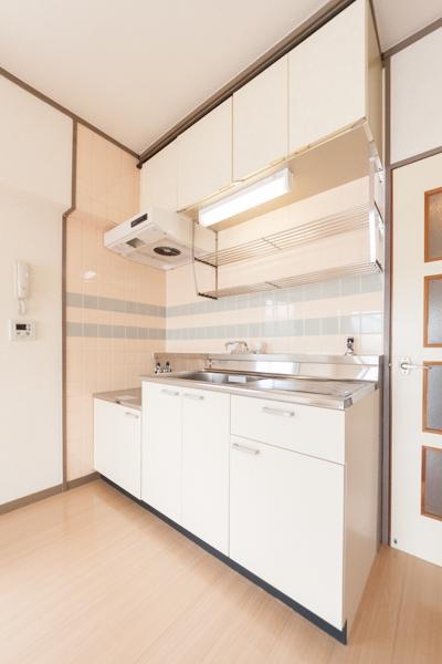 ハイムGLORY / 502号室キッチン