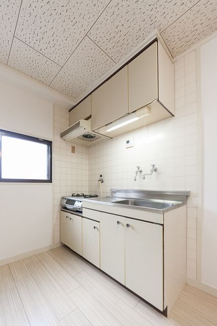 コーポラス城戸 / 301号室キッチン
