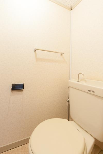 ラフォーレ四季 / R-5号室トイレ