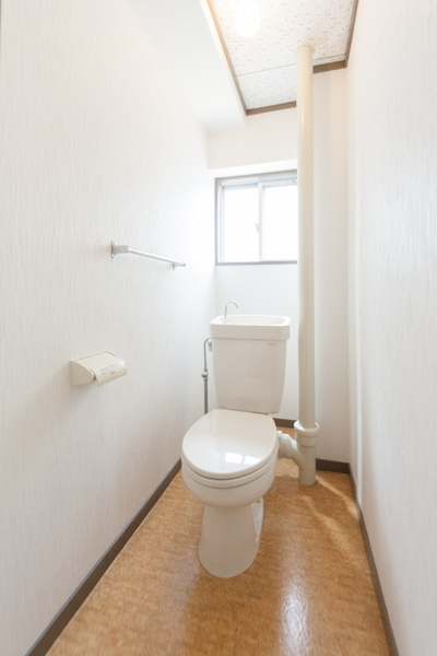 ハイムGLORY / 403号室トイレ