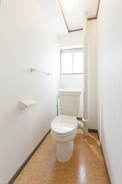 ハイムGLORY / 502号室トイレ