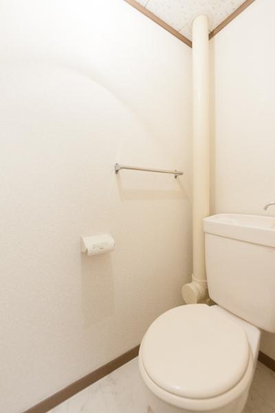 Roots城南 / 403号室トイレ