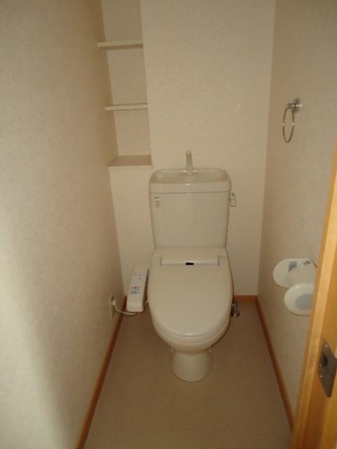 グリーンハウス / 402号室トイレ