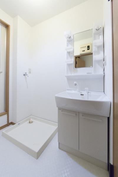 ラヴィタ城南B・C / C-205号室洗面所