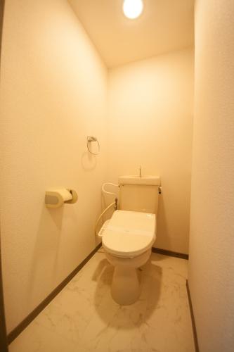 リバーパーク梅林 / 305号室トイレ