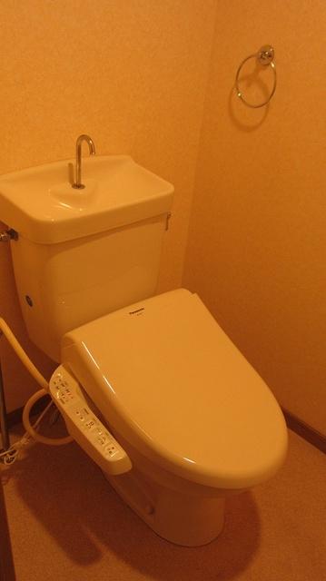 リバーパーク梅林2 / 202号室トイレ