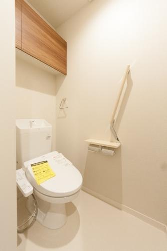 サンソレイユ紀文 / 302号室トイレ