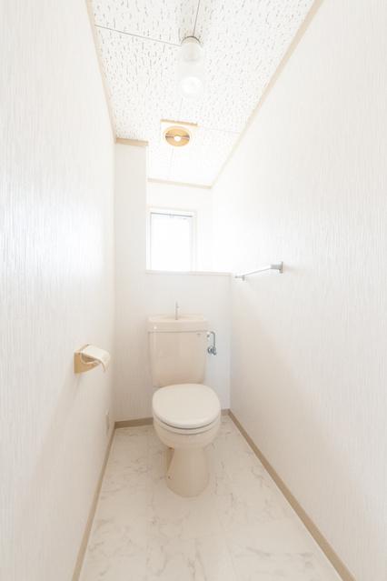 サンコーポフジ / 305号室トイレ