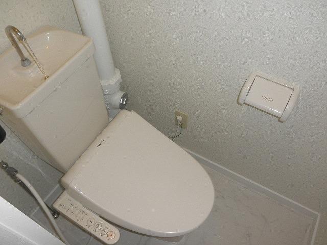 ロイヤルハウス天神2 / 402号室トイレ