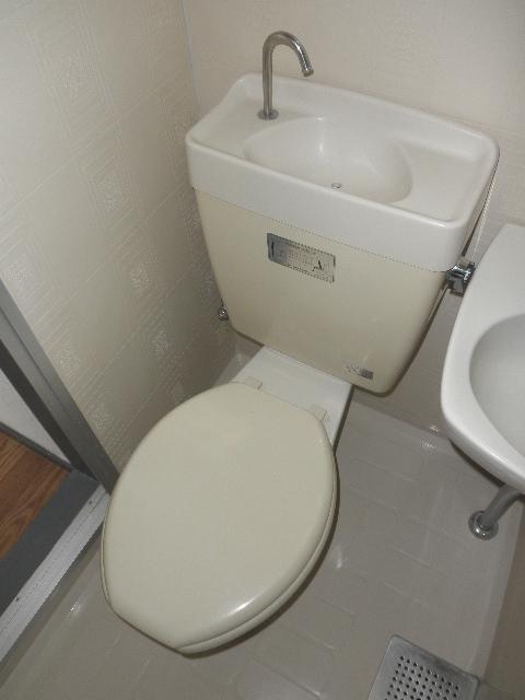 サンライズ梅光園 / 205号室トイレ