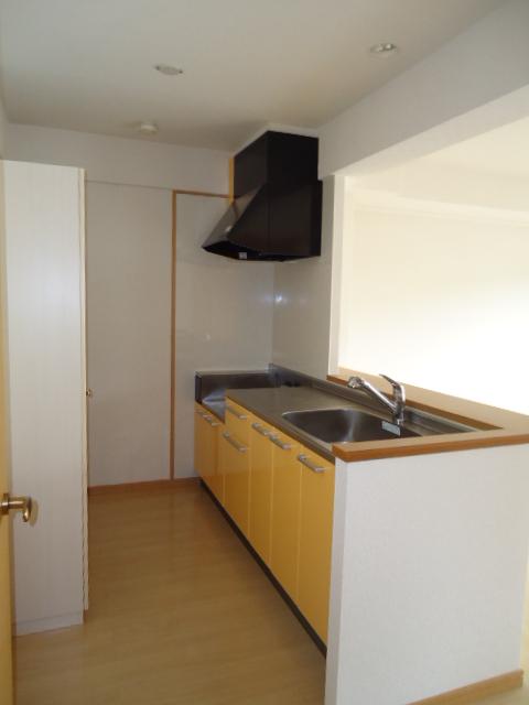 グリーンハウス / 402号室キッチン