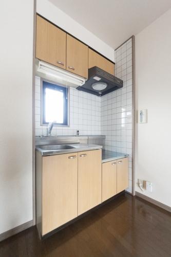 リバーパーク梅林 / 305号室キッチン