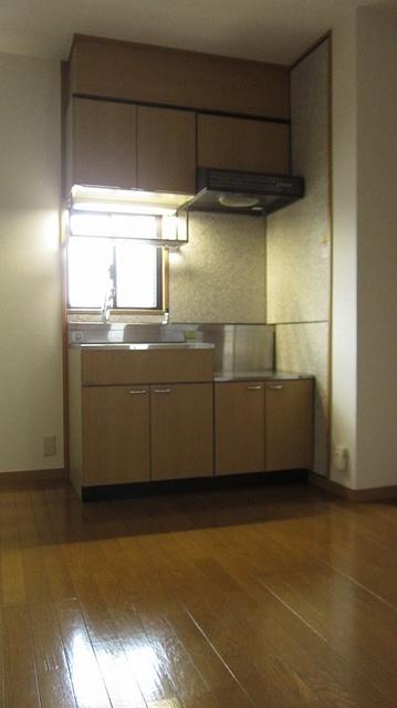リバーパーク梅林2 / 202号室キッチン