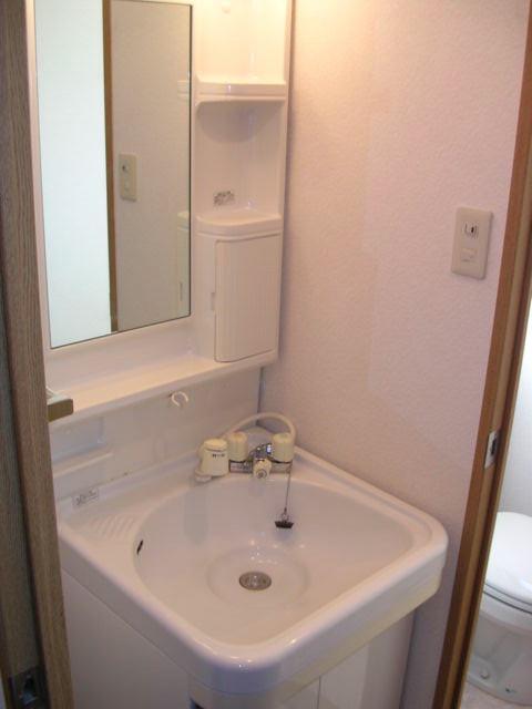 グレイス七隈 / 401号室洗面所