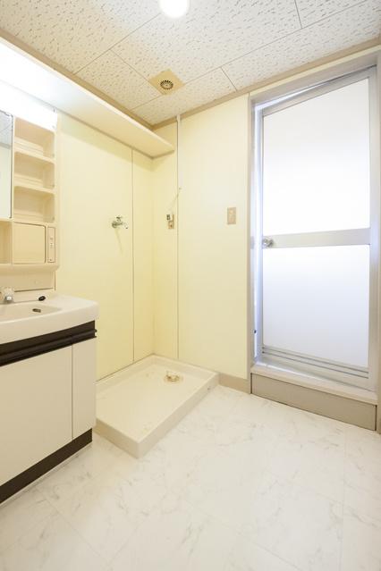 サンコーポフジ / 305号室洗面所
