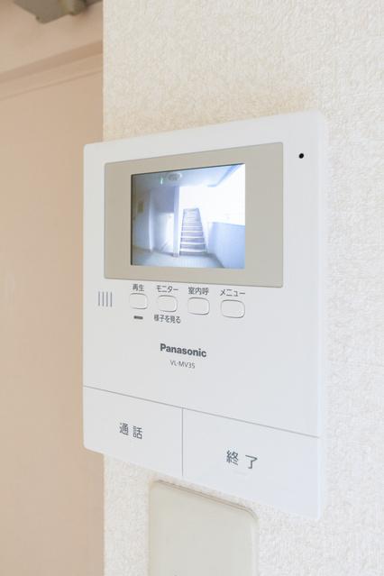 ラフォーレ四季 / R-10号室セキュリティ