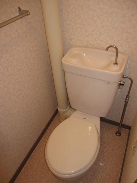 Roots城南 / 303号室トイレ
