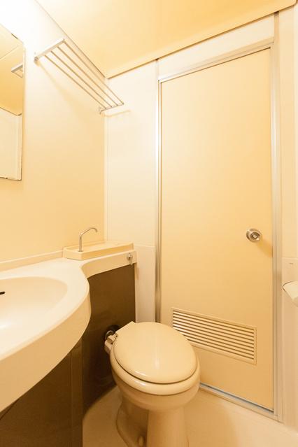 コーポラス城戸 / 301号室トイレ