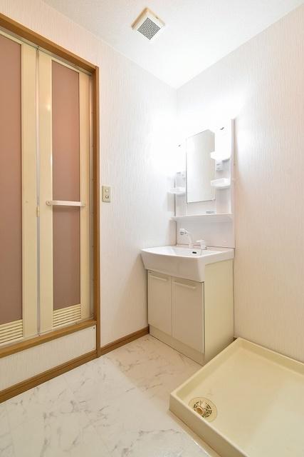 ラヴィタ城南A / 105号室洗面所