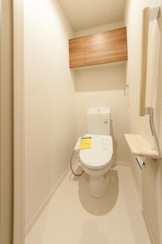 サンソレイユ紀文 / 202号室トイレ