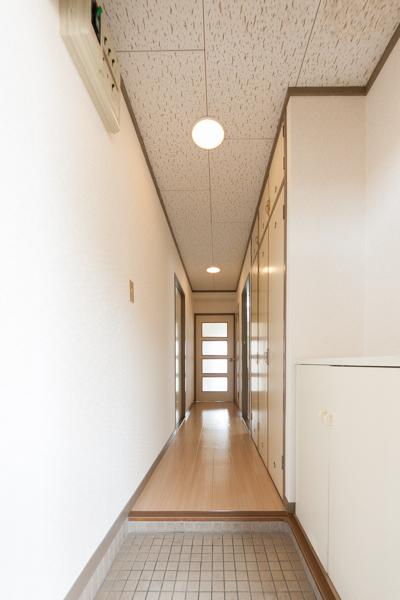 ハイムGLORY / 403号室玄関