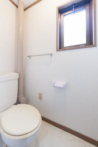 Roots城南 / 203号室トイレ
