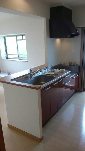 グリーンハウス / 301号室キッチン